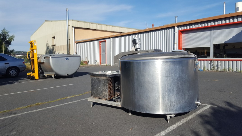 cuve eau chaude eau froide